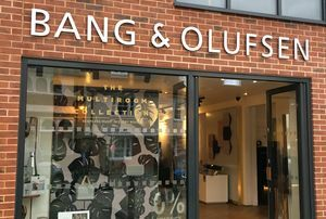 BANG + OLUFSEN HOST NEW PRODUCT LAUNCH EVENING WITH JAGUAR CLIENTS
