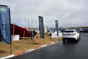 The Jaguar experience at the Killarney Motor Show