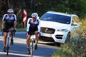 The Cape Duo Challenge with Jaguar N1 City