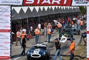 Green light for 2018 Jaguar Simola Hillclimb ticket sales
