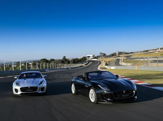 ​JAGUAR F-TYPE WITH FOUR CYLINDER INGENIUM POWER SOON TO BE AVAIABLE IN SUB-SAHARA​