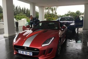 Corporate Ride & Drive Events with Jaguar Land Rover Umhlanga