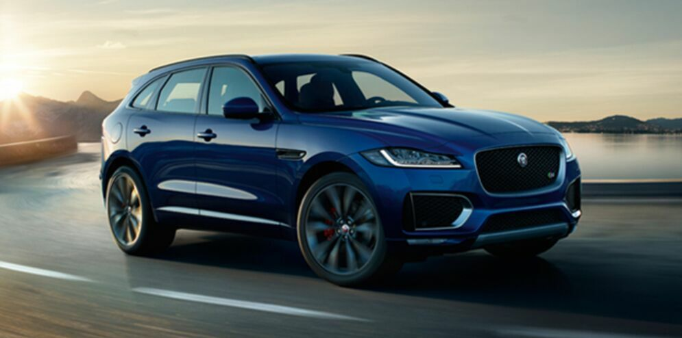 jaguar hong kong f-pace - performance suv