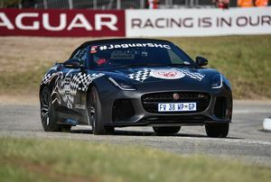 Raising the performance stakes for 2018 Jaguar Simola Hillclimb