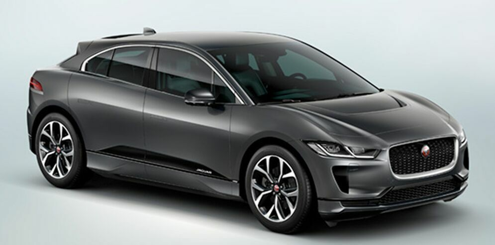 ​I‑PACE FIRST EDITION