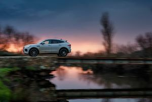 NEW E-PACE: YOUR INVITATION TO TEST DRIVE OUR FIRST COMPACT SUV
