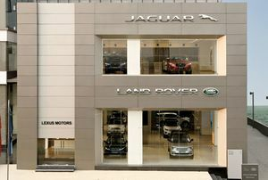 JAGUAR LAND ROVER INDIA INAUGURATES NEW SHOWROOM FACILITY IN KOLKATA