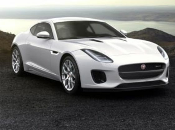 Jaguar F-TYPE Coupe R-DYNAMIC 2.0i 300PS Auto