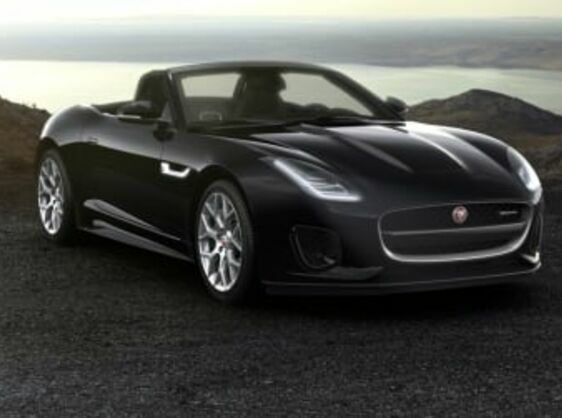 Jaguar F-TYPE Convertible R-DYNAMIC 2.0i 300PS Auto 18MY