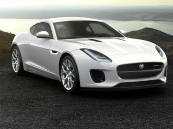Jaguar F-TYPE Coupe R-DYNAMIC 2.0i 300PS Auto 18MY