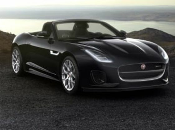 Jaguar F-TYPE Convertible R-DYNAMIC 2.0i 300PS Auto