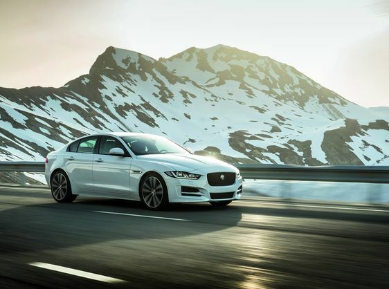 JAGUAR XE AT 0% APR PERSONAL CONTRACT PURCHASE