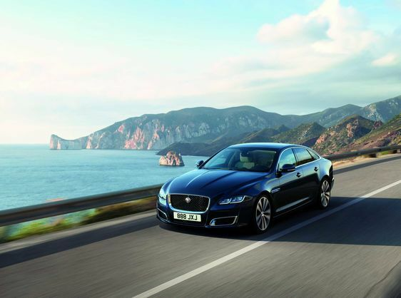 Jaguar XJ - Personal Contract Hire