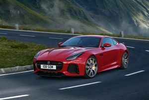 BOLDER, FASTER, LIGHTER: BOOKINGS OF THE NEW  JAGUAR F-TYPE SVR BEGIN