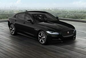 XE SALOON 2.0i 250ps R-Sport Black Edition Auto - 18MY