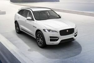 F-PACE R-SPORT 2.0d 180PS Auto AWD - 18MY
