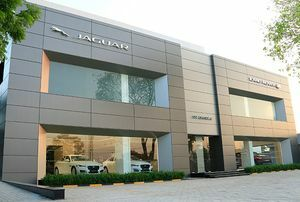 JAGUAR LAND ROVER INDIA INAUGURATES NEW RETAILER FACILITY IN CHENNAI