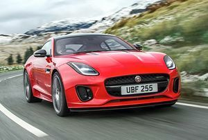 JAGUAR F-TYPE GAINS GREATER AGILITY AND EFFICIENCY WITH FOUR-CYLINDER POWERTRAIN