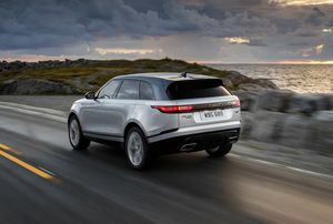 PLAN AHEAD WITH JAGUAR LAND ROVER'S GUARANTEED FUTURE VALUE