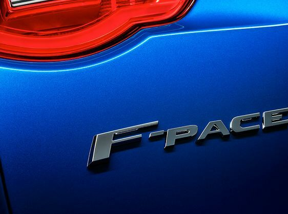 Jaguar F-PACE - Personal Contract Hire