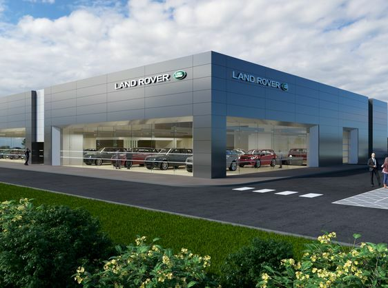 OUR NEW JAGUAR LAND ROVER SHOWROOM IS NOW OPEN