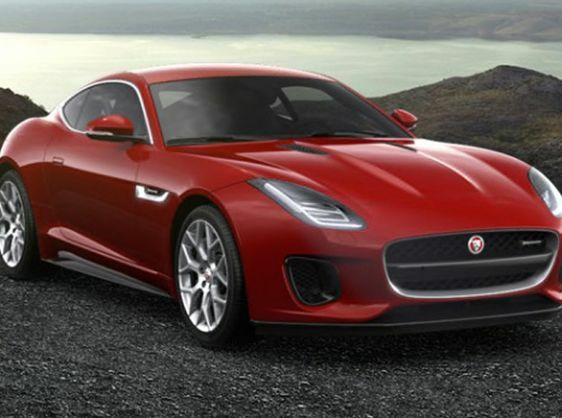 F-TYPE COUPE KENTDALE OFFER