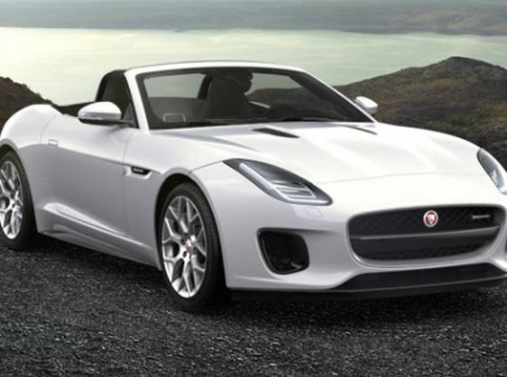 F-TYPE CONVERTIBLE KENTDALE OFFER