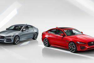New Jaguar XE: Enhanced exterior, luxurious new interior and intuitive technology