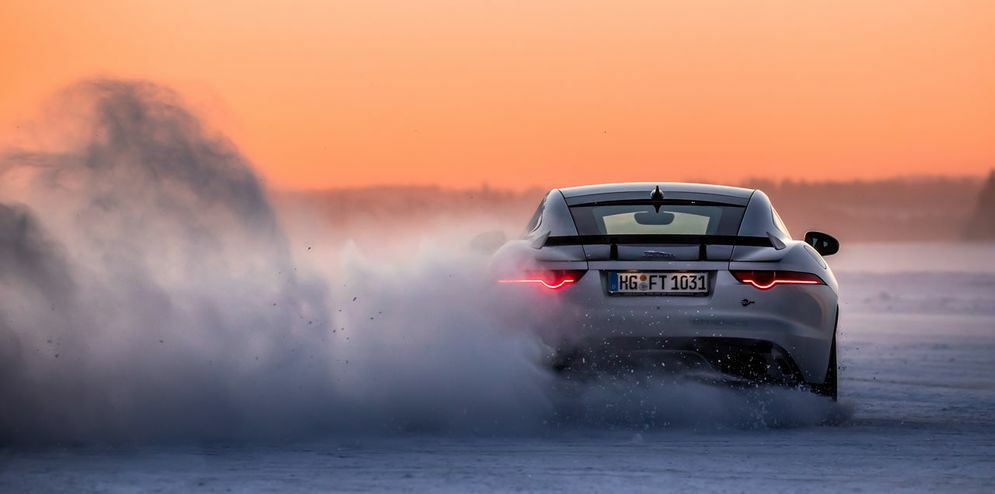 SO EXTREME. SO BEAUTIFUL. SO F-TYPE.