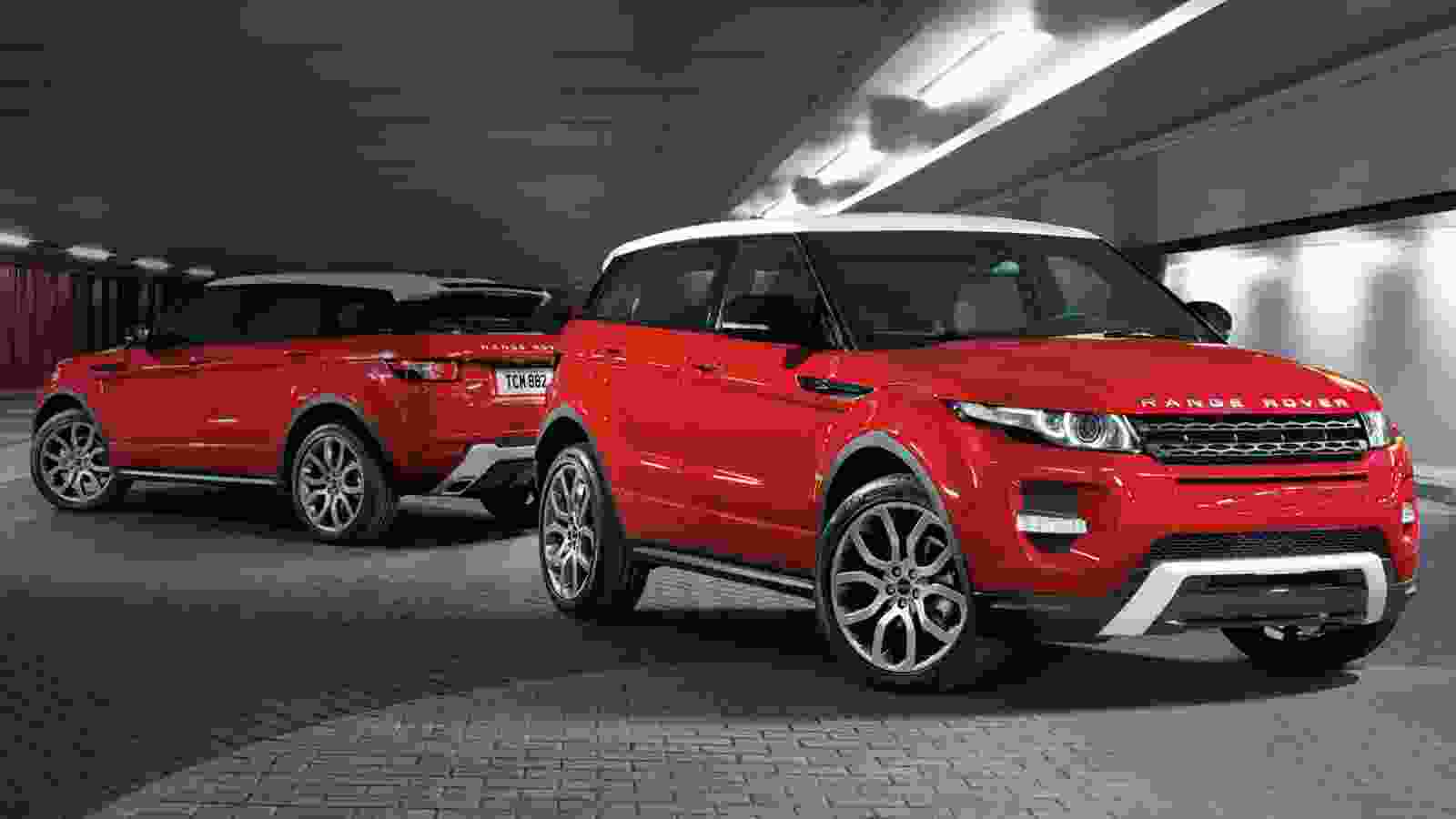Land Rover used cars