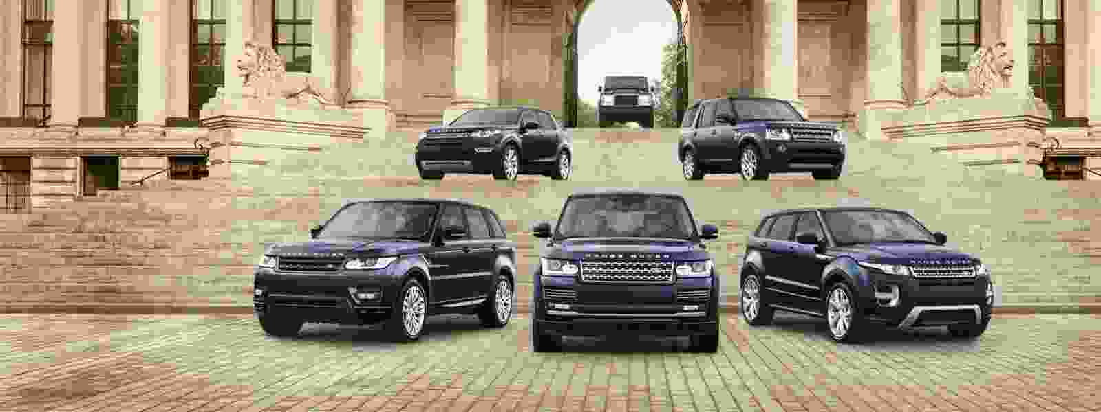 LAND ROVER FINANCIAL SERVICE