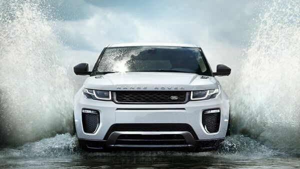 LAND ROVER APPROVED VEHICLES ​