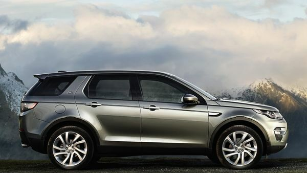 NEW DISCOVERY SPORT - THE FIRST IN A NEW GENERATION