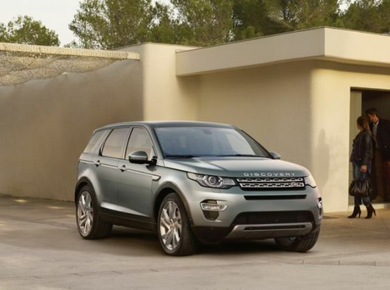 NEW DISCOVERY SPORT ACHIEVES FIVE STAR Euro NCAP RATING