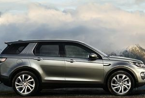 An Award-Winning Lifestyle SUV – The Discovery Sport
