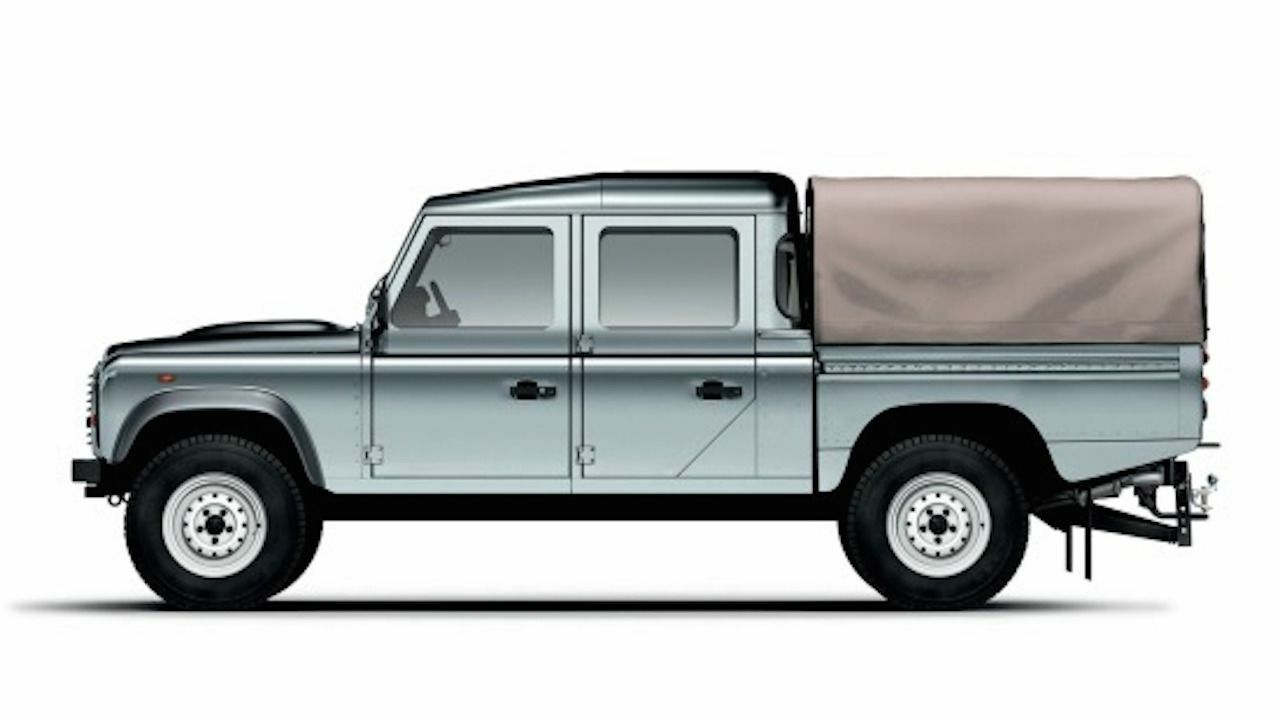 DOUBLE CAB HIGH CAPACITY PICK UP