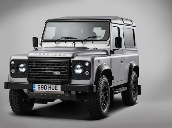 LAND ROVER CREATES ONE-OF-A-KIND DEFENDER TO MARK 2,000,000TH PRODUCTION MILESTONE