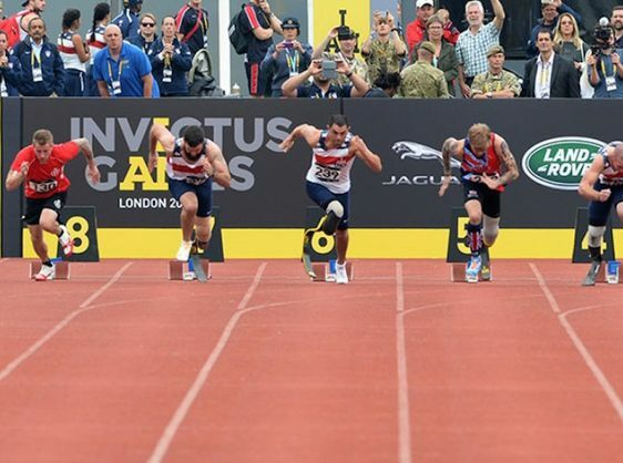 JAGUAR LAND ROVER NAMED AS PRESENTING PARTNER FOR THE 2016 INVICTUS GAMES