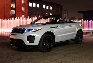 NEW RANGE ROVER EVOQUE CONVERTIBLE SIGNALS A NEW DAWN FOR LUXURY SUVS
