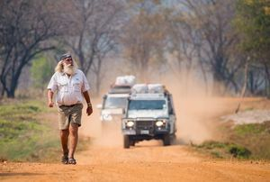 Kingsley Holgate – the Heart of Africa