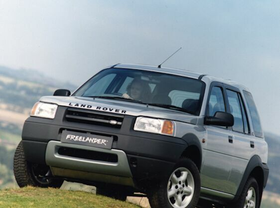 Best-selling Freelander 1 Becomes Latest Land Rover Heritage Vehicle