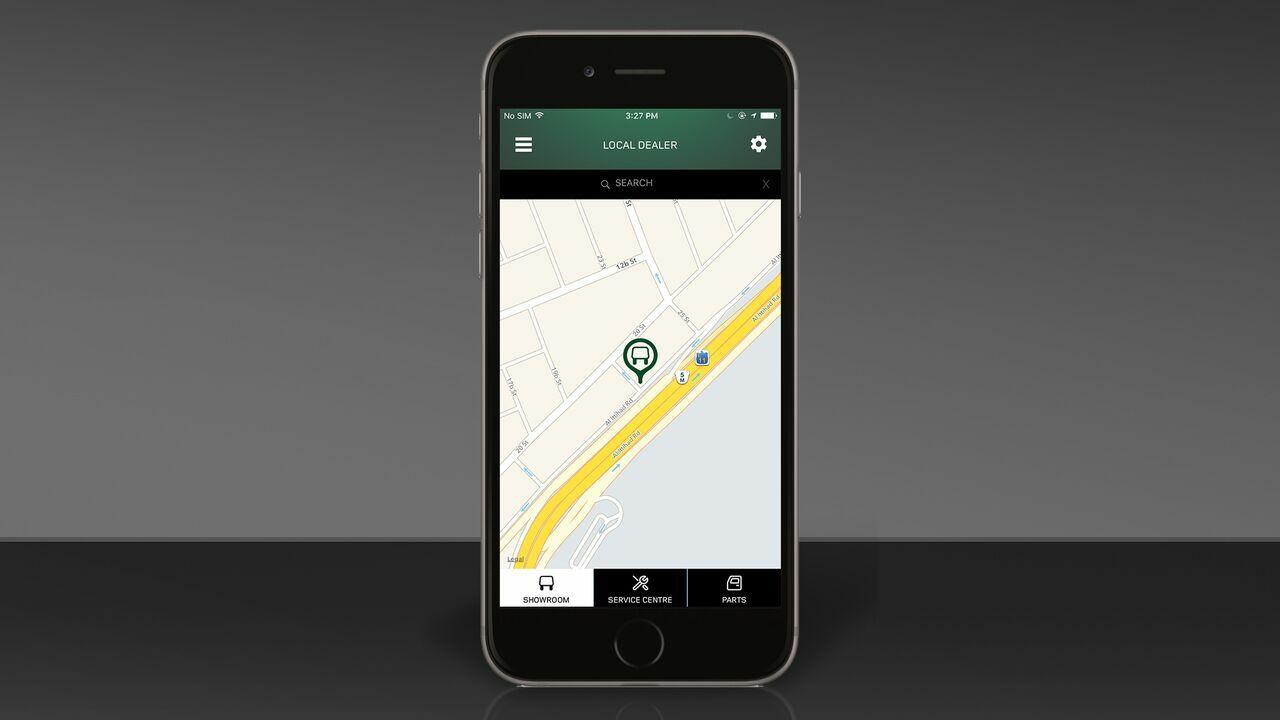 احصل على معلومات القيادة بواسطة خرائط جوجل