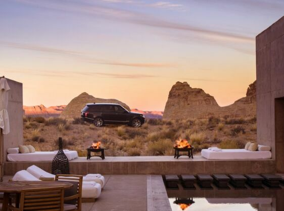 MOST LUXURIOUS ROAD TRIP ON EARTH ANNOUNCED BY LAND ROVER