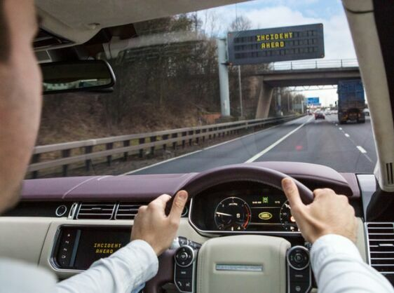 JAGUAR LAND ROVER WILL ROAD TEST FUTURE TECHNOLOGY ON THE UK'S FIRST CONNECTED CORRIDOR