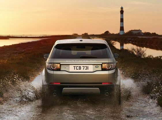 WIN A DISCOVERY SPORT
