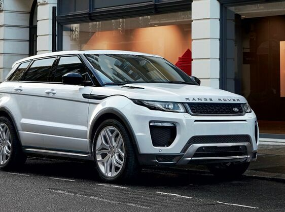 Range Rover Evoque 2.0 TD4  HSE Dynamic 5 Door Automatic  PCP Representative Example