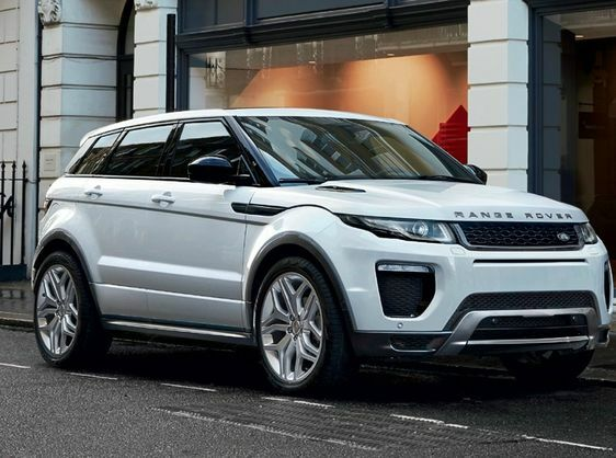 Range Rover Evoque - Personal Contract Hire