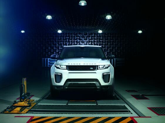 Range Rover Evoque Approved Service Pack