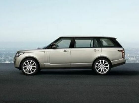 Range Rover Offer