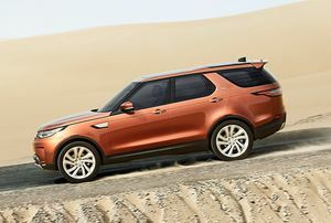 ALL-NEW DISCOVERY REDEFINES THE LARGE SUV